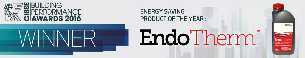 EndoTherm - CIBSE Building Performance Awards 2016 - Energy Saving Product of the Year