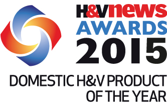 H&V News Awards 2015 - Domestic H&V Product of the year