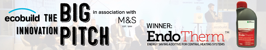 EndoTherm - M&S and EcoBuild Big Innovation Pitch Winner