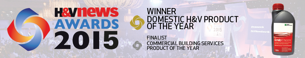 EndoTherm - H&V News Awards 2015 Domestic Product of the Year