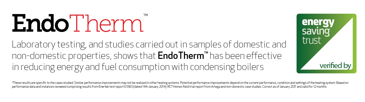 EndoTherm is verified by The Energy Saving Trust