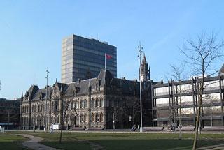 Middlesbrough Council Civic Centre